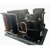 Buy cheap 1.5hp Hermetic Compressor Condenser Unit Explosion Proof Black Color 1 Year Warranty from wholesalers