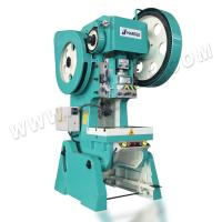 Buy cheap J23 sheet metal punch power press machine hole punching machine for steel punching from wholesalers