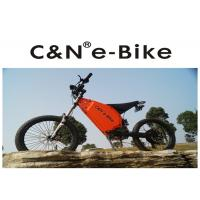 Buy cheap Environment Friendly Motocross Electric Pedal Assist Mountain Bike Stealth Bomber from wholesalers