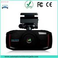Buy cheap 2.7 inch full HD night vision car black box car dvr camera with GPS logger from wholesalers