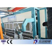 Buy cheap Full Automatic Used Paper Recycling Egg Tray Machine 6000pcs / h Capacity from wholesalers