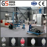 Wholesale TPU Shoe Sole Material Twin Screw Compounding Extruder from china suppliers