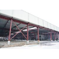 Buy cheap Red Paint Metal Garage Buildings For Cargo Storage & Logistic Transportaiton from wholesalers