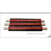 China Fin Tube Heat Exchanger  for power plant waste heat boiler Aluminum on sale