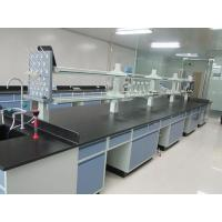 Buy cheap Wilsonart solid physical chemical sheet countertop lab center bench furniture equipment from wholesalers