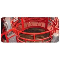 China facade cleaning equipment/suspended platform on sale