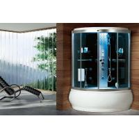Buy cheap CE,TUV, EMC Family residential steam tub shower system enclosers rooms cabinets from wholesalers