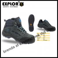 Buy cheap mens steel toe boots waterproof boots climbing shoes safety shoes hiking boots mens boots from wholesalers
