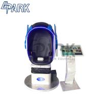 Buy cheap Single Seat 9d vr robot chair for sale 360 degree VR cinema for sale from wholesalers