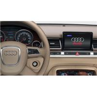 Buy cheap AUDI A6 / A8 /Q7 Car DVD Players With Autoradio Multimedia GPS Sat Navi Systems AUD-687GD from wholesalers