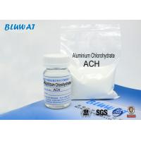 Buy cheap Jordan Water Treatment Agent Water Purifying Chemicals Aluminium Chlorohydrate 23% Quality from wholesalers
