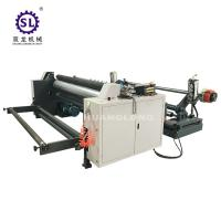 Wholesale Automatic Slitter Rewinder Machine 380v 50Hz Standard for Nonwoven Fabric from china suppliers