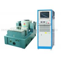 Buy cheap OEM Vibration Integrated Test Machine ,Vibration Test System 600kgf Random Thrust from wholesalers