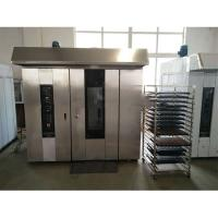 Buy cheap 58KW Professional Baking Ovens For Bread Stainless Steel 304 Frame from wholesalers