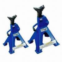 Buy cheap Jack Stand with 270 to 375mm Height from wholesalers