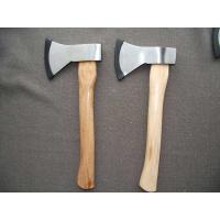 Buy cheap 600G Carbon Steel Hatchet Hand Working Axe With Hickory Wood Handle (XL0135) from wholesalers