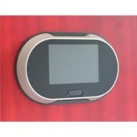 Buy cheap 3.5inch digital peephole viewer with door bell from wholesalers