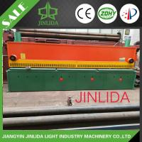 Buy cheap Hexagonal Netting Sheet Cutting Machine With PLC Control 4300mm Width And Color Is Green from wholesalers