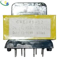 Buy cheap Lamination Transformer Ei Low Frequency Transformer from wholesalers