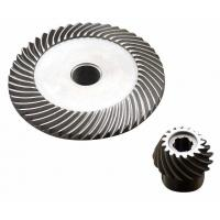 Buy cheap Spiral bevel gear and bevel gear shaft from wholesalers