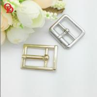 Wholesale Square Shaped Handbag Metal Hardware , Zinc Alloy Belt Buckles For Men from china suppliers