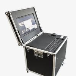 Buy cheap Multi Language Design Under Vehicle Surveillance System / Under Car Scanner from wholesalers