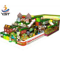 Buy cheap Commercial Soft Indoor Playground Equipment YST1804 - 19 Apply To 3-15 Years Old from wholesalers