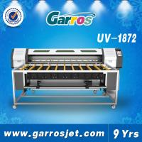 Buy cheap UV Printer Roll to Roll Large Format Printer with DX5 Printhead from wholesalers
