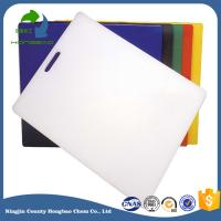 Buy cheap Hotest style cutting board HDPE cutting sheet with high impact resistant from wholesalers