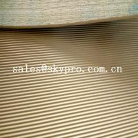 Die Cut Printing EVA Rubber Sheets For Shoes Sole Good Stability Rubber Outsole Shoes Soles Manufactures