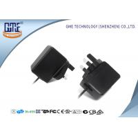 Quality Direct Plug in Level VI RequesType AC / DC Adapters with GS CB , Approval  in UK for sale