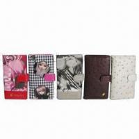 Wholesale Business Name Card Cases, Made of PU, Comes in Fashionable Design, Measures 10 x 8cm from china suppliers