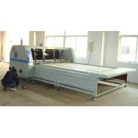 Buy cheap High Efficiency Corrugated Box Flexo Printing Machine , Max Feeding 1400x2600mm from wholesalers