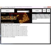 Buy cheap wl programmer Tachosoft Mileage calculator 23.1 digital odometer calculator from wholesalers