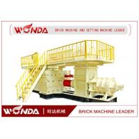 Wholesale Alloy Structure Auto Clay Mud Brick Making MachineEasy Operation CE Certificated from china suppliers