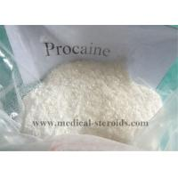 Buy cheap Long Acting Local Anesthetic Drugs Procaine Without Side Effects 59-46-1 from wholesalers