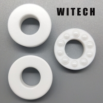 Buy cheap ZrO2 51111 Single Direction Thrust Ball Bearings from wholesalers
