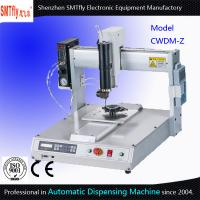 Buy cheap Unique Material SMT Dispensing Machine Dispenser Robot For PCBA from wholesalers