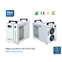 Buy cheap S&A air cooled water chiller CWUL-10 for 3W-15W UV laser from wholesalers