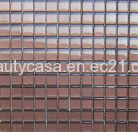 Wholesale Coffee Glass Mosaic Glass Mosaic,Glass Tile from china suppliers