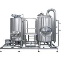 500L machine for making craft beer Manufactures