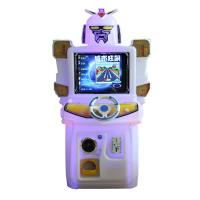Buy cheap Indoor Amusement Car Racing Arcade Game Machines For Children 1 Year Warranty from wholesalers