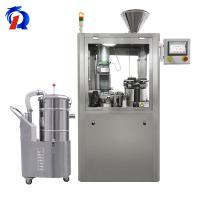 Buy cheap Fully Automatic Pharmaceutical Gelatin Capsule Filling Machine Good Capsule Filler from wholesalers