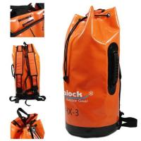 Buy cheap 25 Liter Waterproof rope bag for rock climbing from wholesalers
