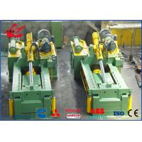 Buy cheap 18.5kW Hydraulic Bailer Machine For Light Scrap Metal Front Out Discharging from wholesalers