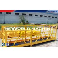 Wholesale Spray painting / Hot galvanizing suspended platform cradle / Swing stage / gondola from china suppliers