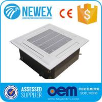 Buy cheap M Style 4-way 2 Tube/4 Tube Ceiling Cassette Type Air Conditioner, Chilled Water Cassette Type Fan Coil Unit from wholesalers