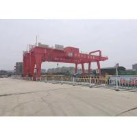 Buy cheap Warehouse Material Lifting Motorized Travelling 5 ton Gantry Crane from wholesalers