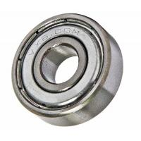 Buy cheap high speed RZ, 2RZ, NZ 6300 Miniature Deep Groove Ball Bearing low vibration from wholesalers