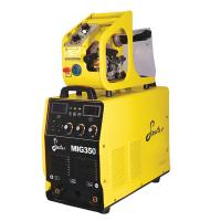 Buy cheap High Duty Cycle MIG350 IGBT MIG Welder for Industrial Use from wholesalers